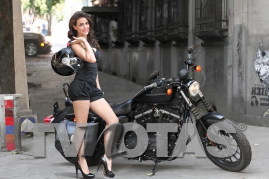 Nahima Choura tiene más de 136 mil seguidores en Twitter. (Foto: tvnotas.com.mx)