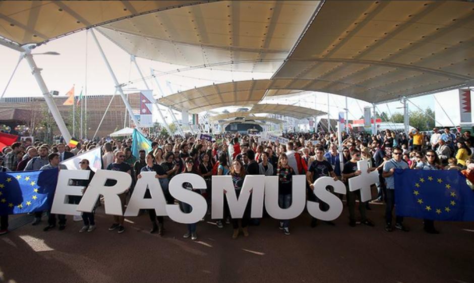 Erasmus Mundus es una organización que busca cooperar con países tercermundistas como Guatemala. (Foto: Twitter, @UEenColombia)