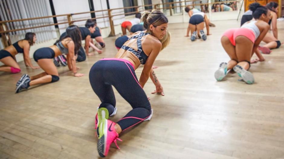 Lexy Panterra y su twerking enloquecen a Cristiano Roanldo. (Foto: Twitter)