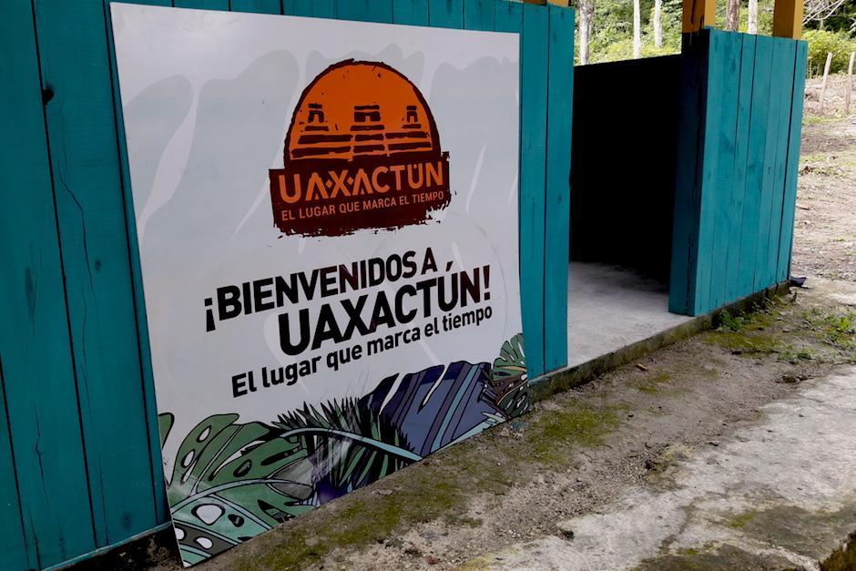Ella vive en Uaxactún a 23 kilómetros de Tikal Petén. (Foto: Javier Lainfiesta/Soy502)