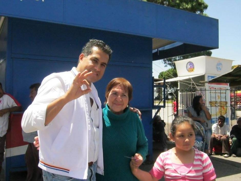 La UCN escogió a Luis Rivera para que busque la alcadía mixqueña en este proceso electoral. Sus ejes de trabajo se enfocan en la industria para la generación de empleos en ese lugar. (Foto: Luis Rivera)