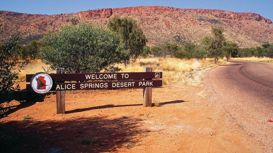 La actividad se realizó en el Alice Springs Desert Park. (Foto: expedia.com)