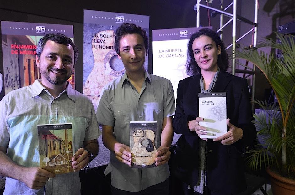 Los finalistas también presentaron su obra. (Foto: Selene Mejía/Soy502
