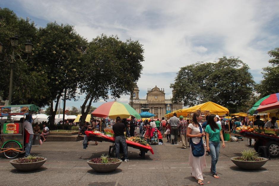 """""""Gringo Guide 200"""" publicó 20 guatemaltequismos. (Foto: archivo/Soy502)"""