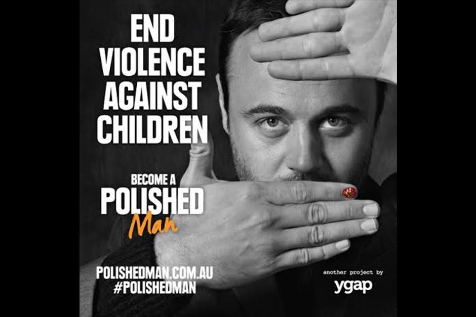 La uña pintada busca crear consciencia sobre el abuso sexual y físico infantil. (Foto: Facebook)