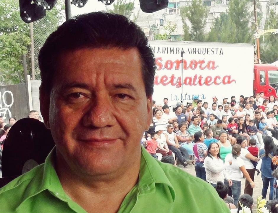 Víctor Duarte tiene 48 años y ha dedicado su vida laboral al empresariado. Es la carta de la Unidad Nacional de la Esperanza. (Foto: UNE)