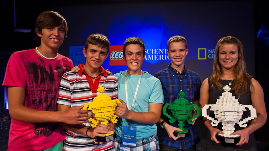 Uno de los premios es el Constructor de LEGO Education que te lleva a conocer la compañía en Dinamarca. (Foto: ungeekencolombia.com)