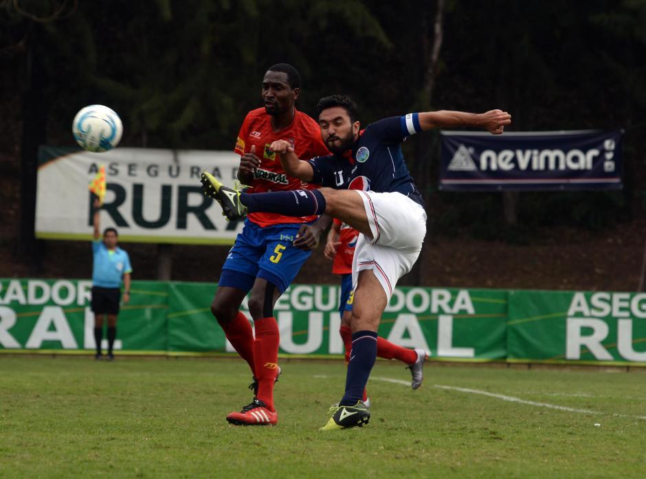 Kamiani sigue siendo el goleador del Clausura 2016, con 11 goles.  (Foto: Nuestro Diario)