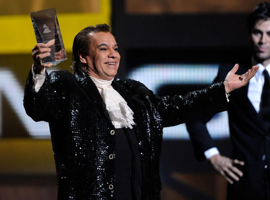 El cantante fue reconocido en 2009 por su trayectoria. (Foto: Archivo)