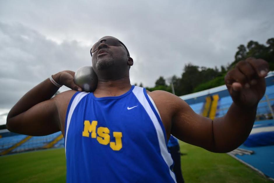 Isaac Leiva atleta paralímpico guatemalteco foto 04