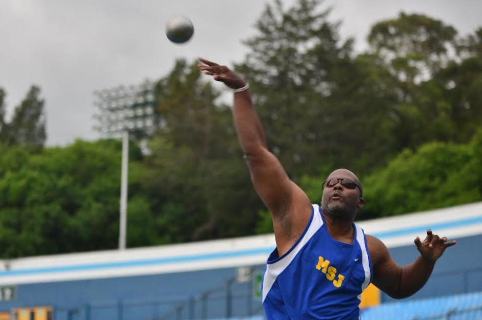 El atleta guatemalteco Isaac Leiva, será el abanderado de Guatemala en los Juegos Parapanamericanos de Toronto 2015. (Foto: Wilder López/Soy502)