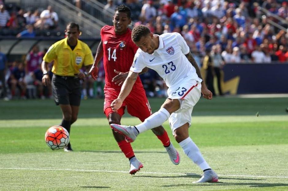 Panamá vence a Estados Unidos Copa Oro foto 02