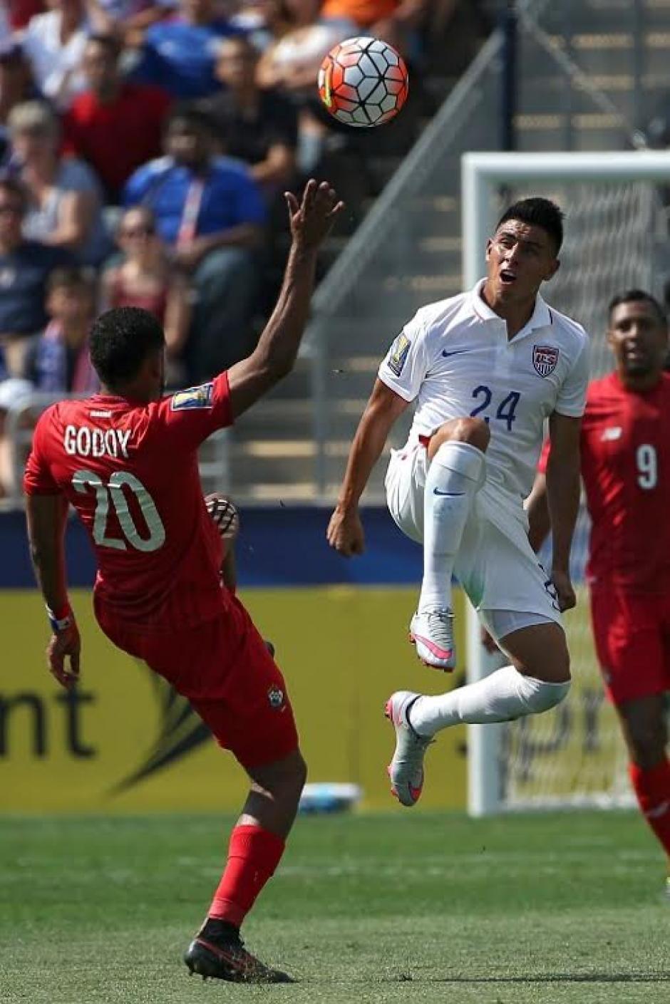Panamá vence a Estados Unidos Copa Oro foto 03