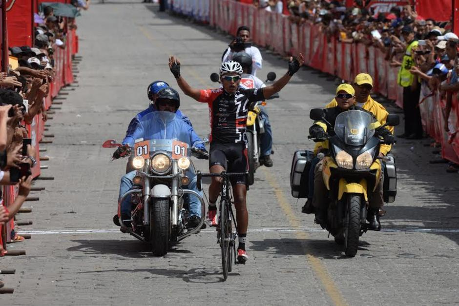 Torres es del equipo Hino Guatemala. (Foto: Archivo)
