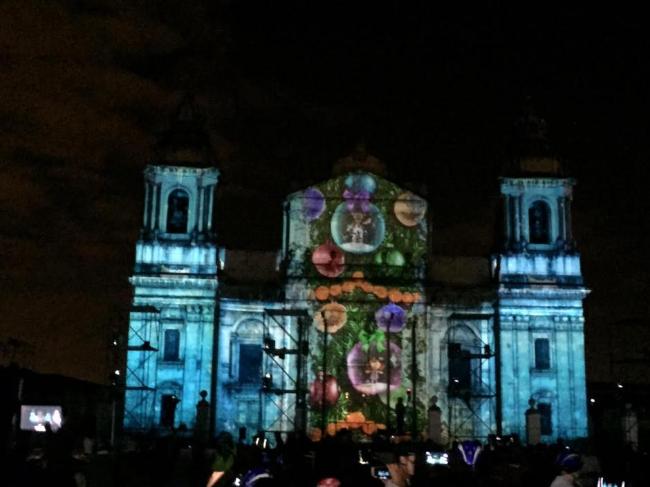 El evento formó parte del Festival Navideño de la Sexta. (Foto: Gustavo Méndez/Soy502)