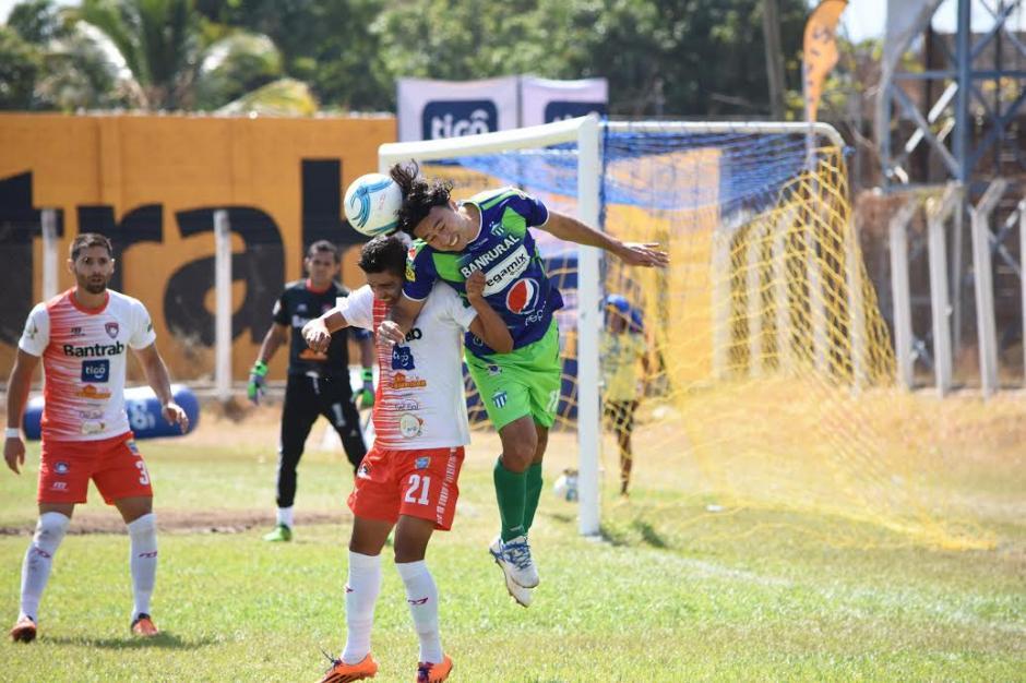 Antigua es el único equipo en sumar seis puntos y mantiene el liderato de la clasificación. (Foto: Nuestro Diario)