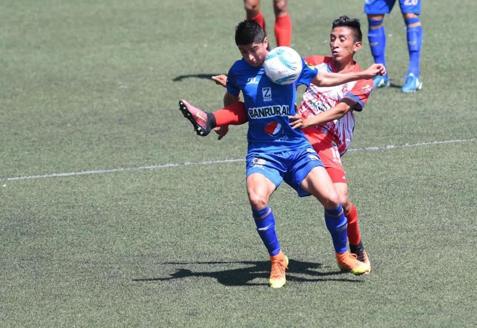 Municipal no pasó del 0-0 ante Malacateco. (Foto: Nuestro Diario)