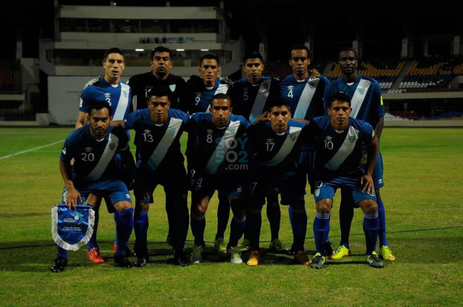 La selección de Guatemala cayó en Antigua y Barbuda, en la tercera fase de la eliminatoria rumbo a Rusia 2018. (Fto: Aldo Martínez/Nuestro Diario)