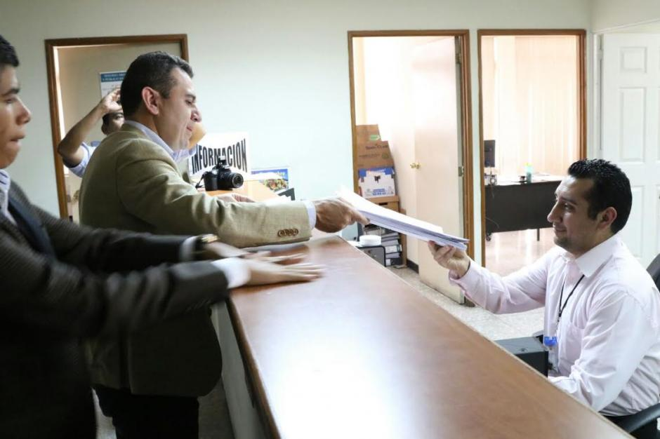 La sala primera de la corte de apelaciones del ramo civil será la que conozca el amparo presentado. (Foto: Alejandro Balan/Soy502)