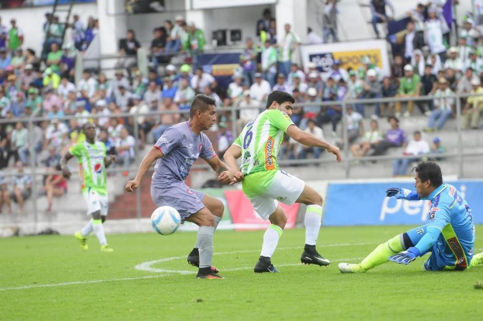 Los antigüeños retomaron el liderato del torneo Clausura 2017. (Foto: Nuestro Diario)