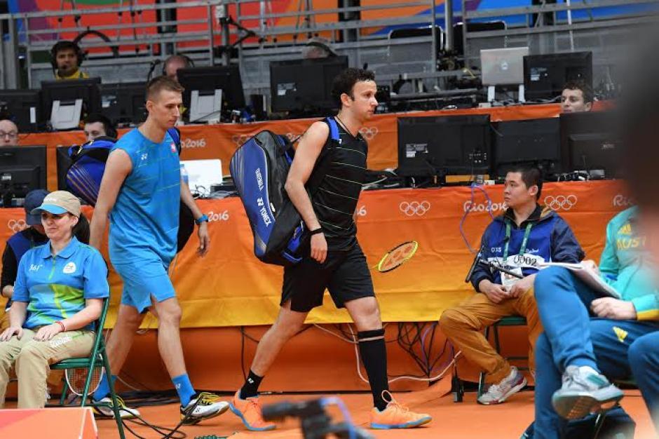 La participación de Kevin en los Juegos Olímpicos está en peligro por una lesión. (Foto: Pedro Pablo Mijangos/Soy502)