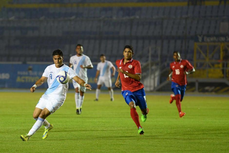 La selección de fútbol Sub23 de Guatemala empató 0-0 en el juego de ida del repechaje rumbo al torneo preolímpico. (Foto: Nuestro Diario)