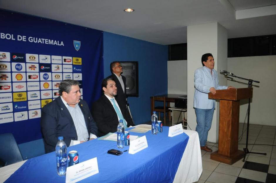 Federativos guatemala futbol foto