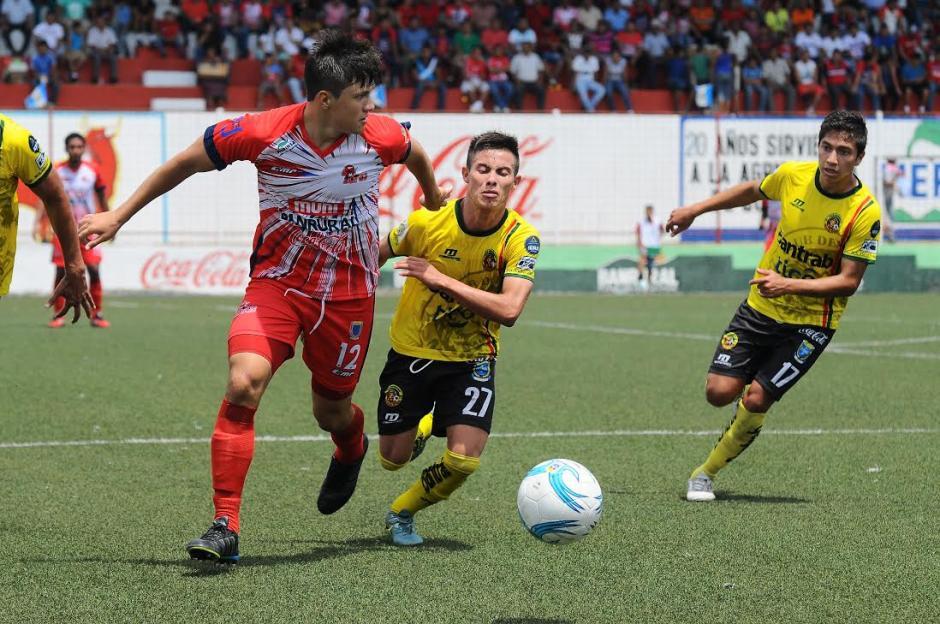 Malacateco es el único equipo que aún no ha llegado a la meta de minutos jugados por juveniles durante el Torneo Apertura 2016