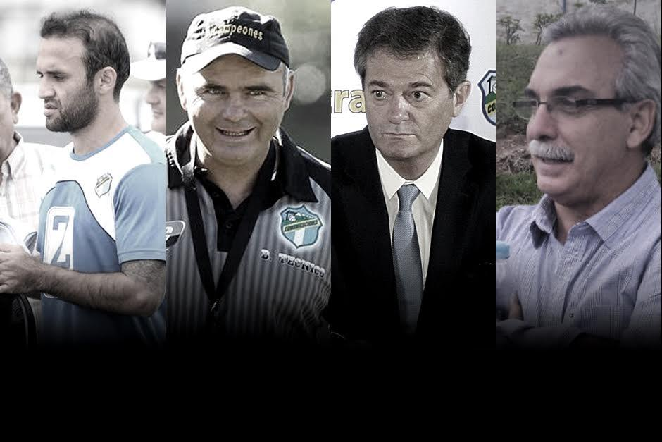José Conteras se iría de los albos, Sopegno, Portilla y González serían los causantes. (Foto: Archivo)