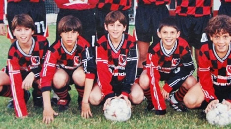 Messi inició su carrera en Newell's Old Boys. (Foto: Uno Santa Fe)