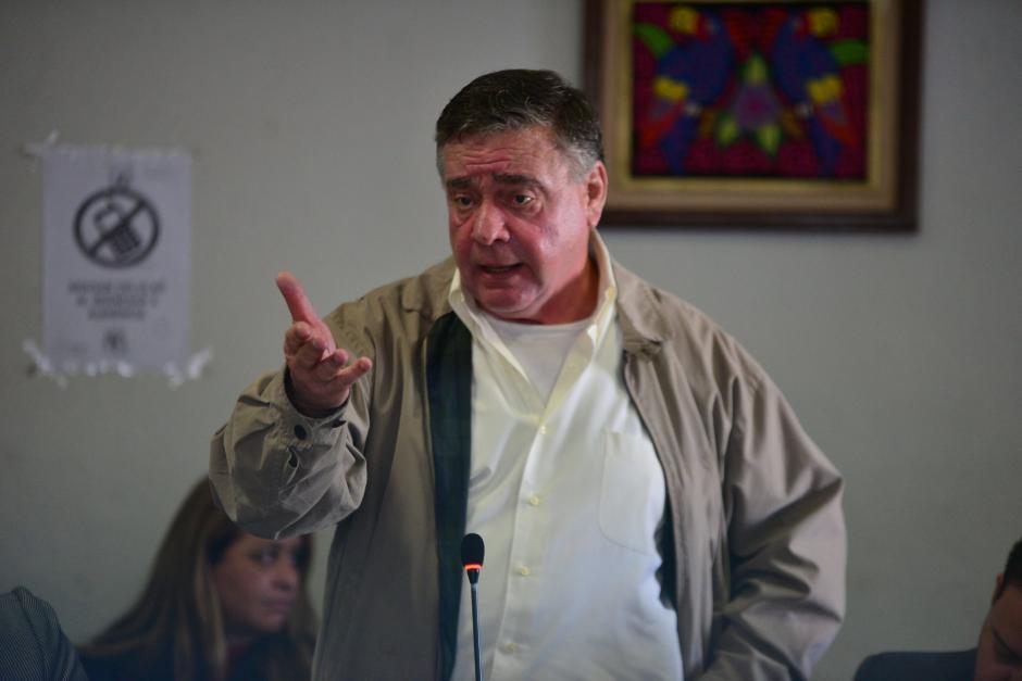 Roitman aseguró que Israel ya investiga el caso también. (Foto: Wilder López/Soy502)