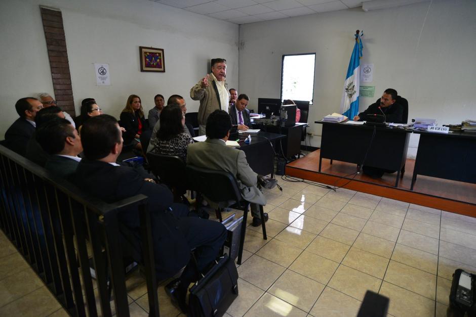 Roitman confirmó que conoció a Pablo González, secretario del Agua. (Foto: Wilder López/Soy502)