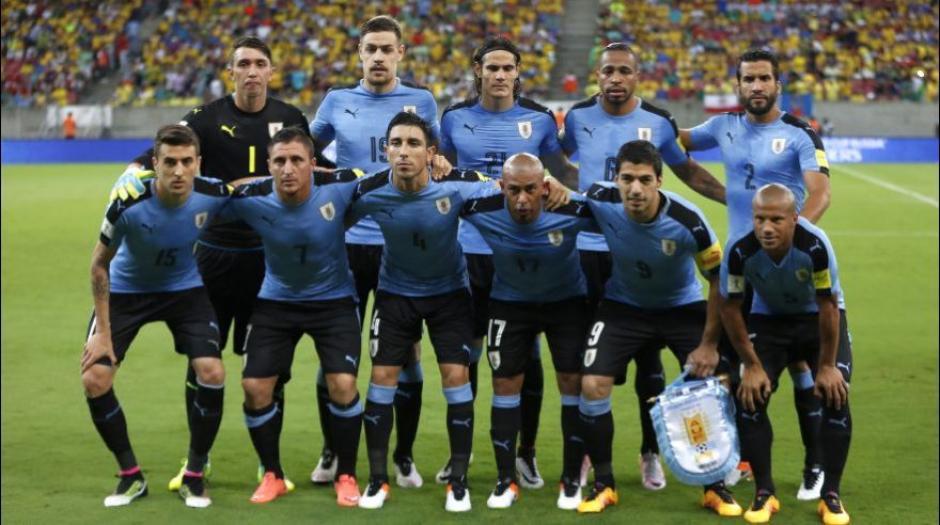 Uruguay es el máximo ganador en la historia de la Copa América, el ranking de la FIFA lo sitúa en el 9o lugar a nivel mundial.  (Foto: El Comercio)
