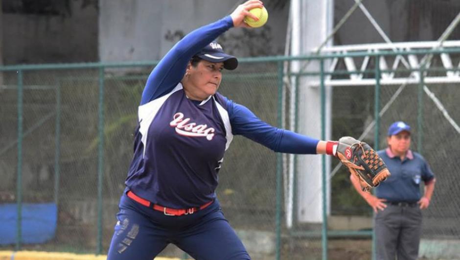 Patricia Godoy es un simbolo del softbol guatemalteco y de la novena Usac. (Foto: Asosoft)