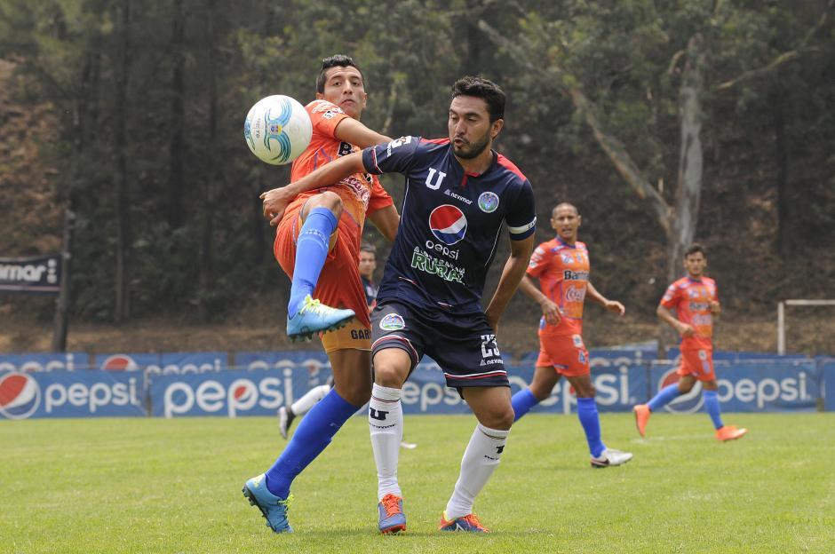 La Universidad de San Carlos perdió la categoría tras caer goleados ante Suchitepéquez. (Foto: Orlando Chile/Nuestro Diario)