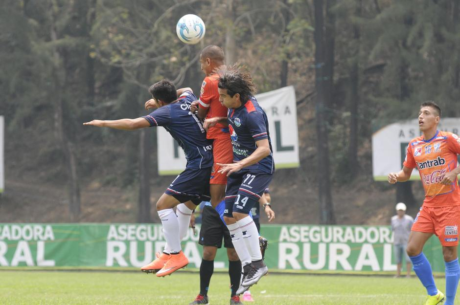 Suchi ganó por segunda vez en su historia la fase de clasificación. (Foto: Orlando Chile/Nuestro Diario)