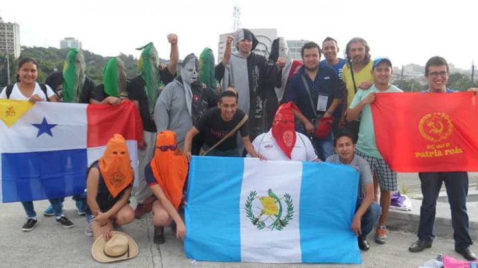 Quince estudiantes viajaron con fondos públicos a Cuba. (Foto: Soy502)