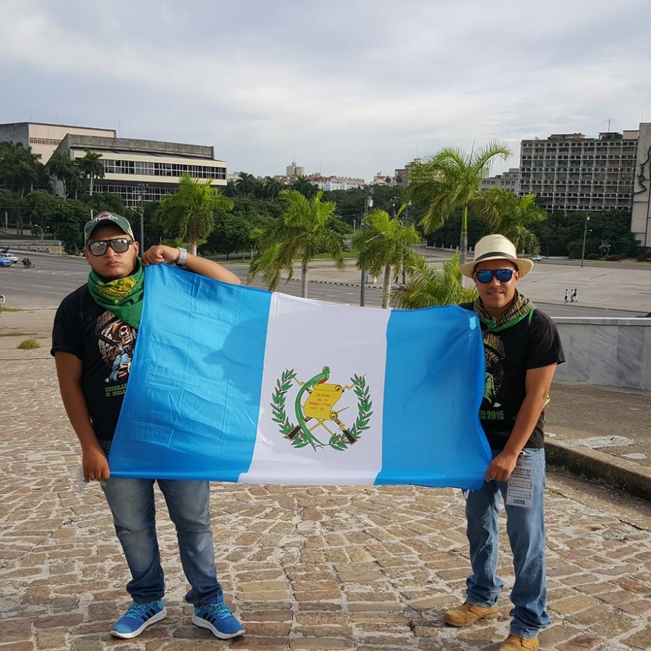 La delegación guatemalteca estuvo durante una semana en Cuba. (Foto: Soy502)