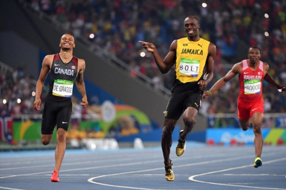 Sus atletas favoritos incluyen a Herb McKenley y el ex plusmarquista mundial de los 100 y 200 metros, Don Quarrie. (Foto: AFP)