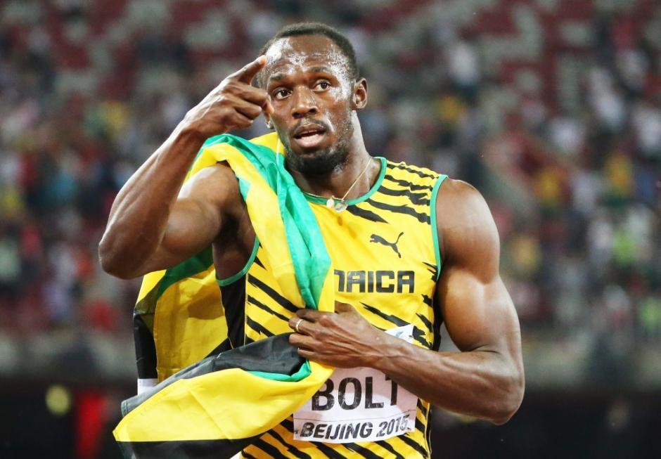 Bolt saltó a la fama en 2002, durante el Campeonato Mundial Junior de Atletismo. (Foto: yucatan.com.mx)