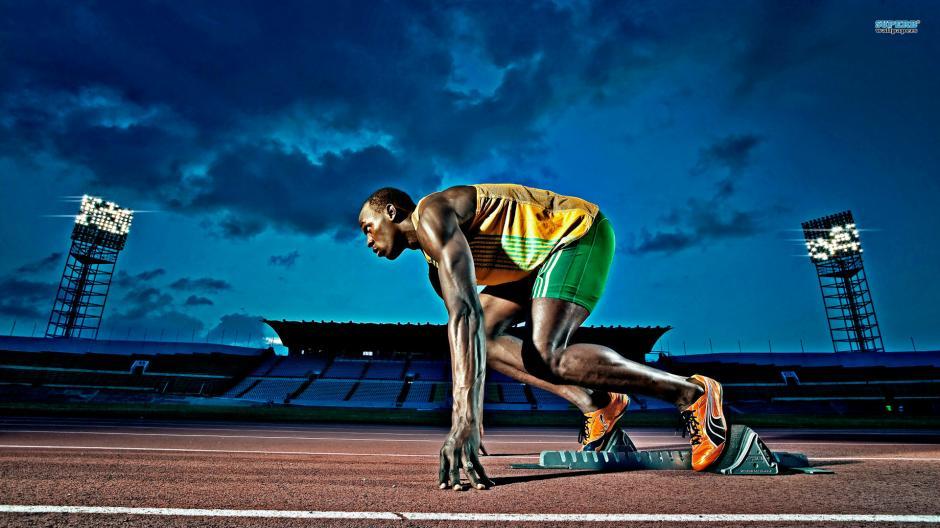 Bolt compite en cinco o seis eventos al año. (Foto: Twitter)