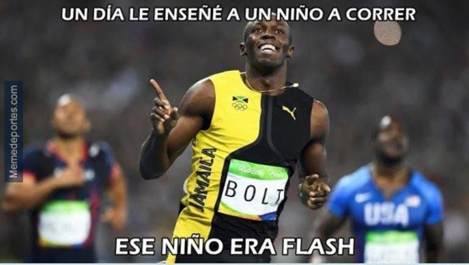 Bolt también posee la marca olímpica en 200 metros planos. (Foto: Mundo Deportivo)