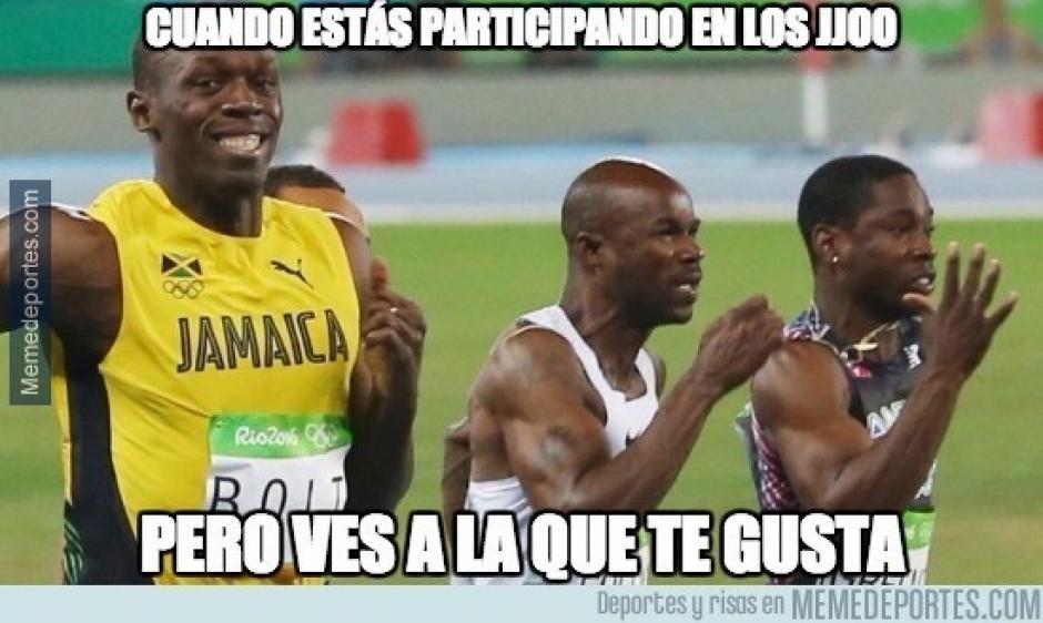 La participación de Usain Bolt era una de las más esperadas en los Juegos Olímpicos. (Foto: Sport)
