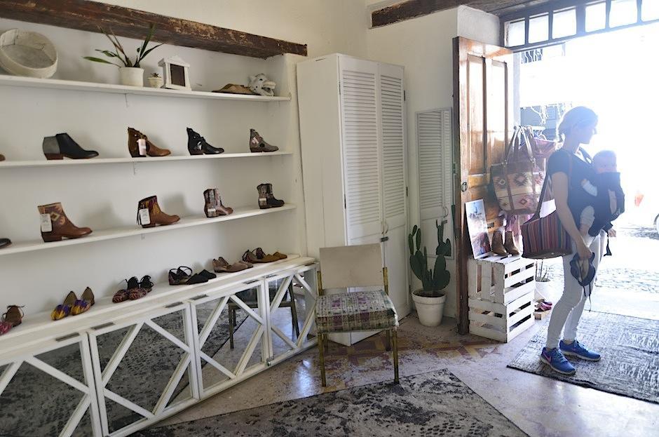 La tienda se encuentra en Antigua Guatemala. (Foto: Selene Mejía/soy502)