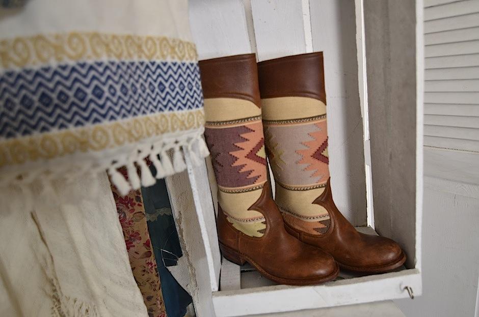 Estas son las botas más queridas. (Foto: Selene Mejía/Soy502)