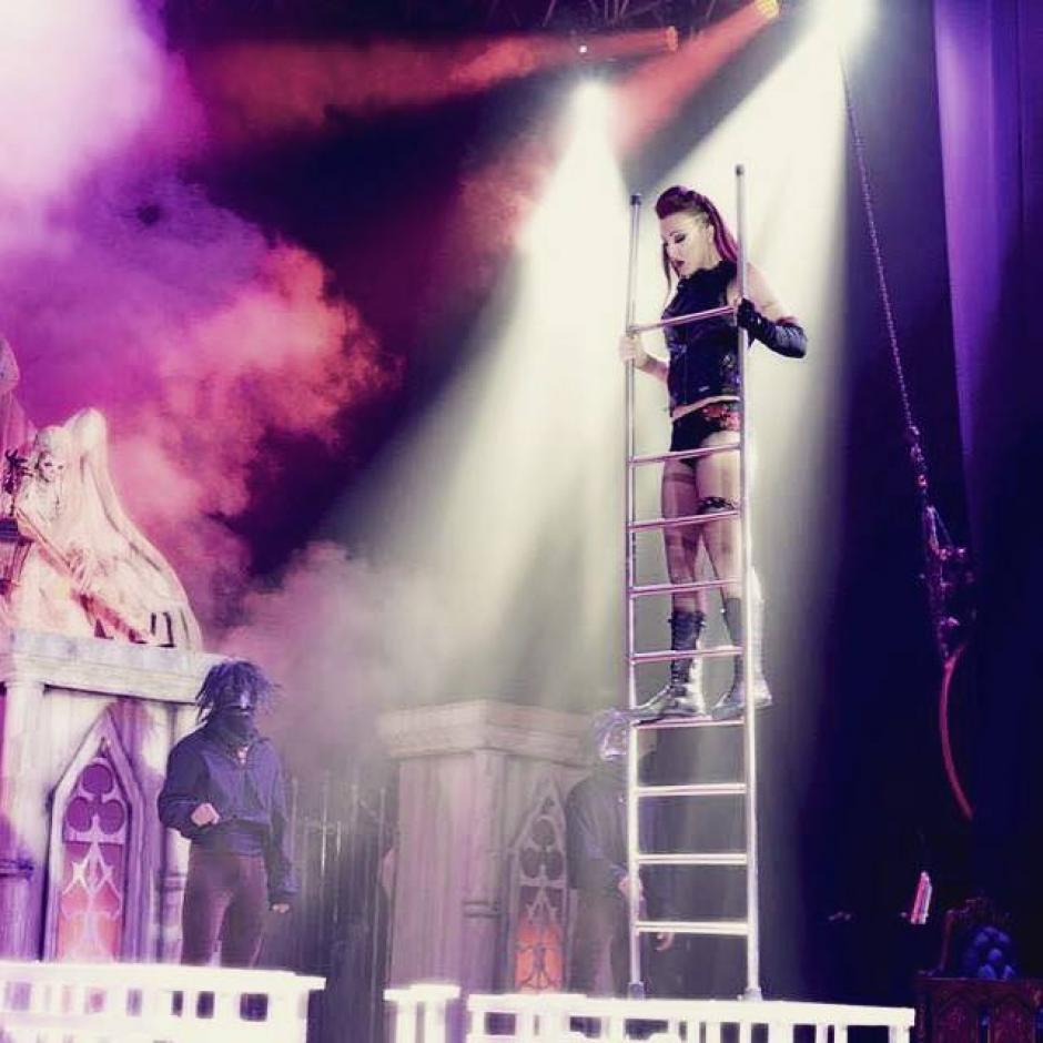 Las acrobacias te harán fanático de la adrenalina. (Foto: The Vampire Circus)