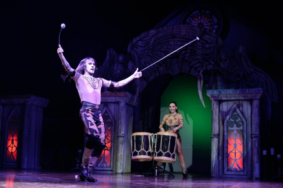 El show promete darnos escalofríos de principio a fin. (Foto: The Vampire Circus)