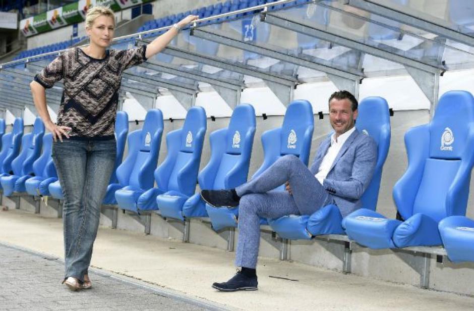 Hilde Van Malderen también trabajó en Italia. (Foto: calcioblog)