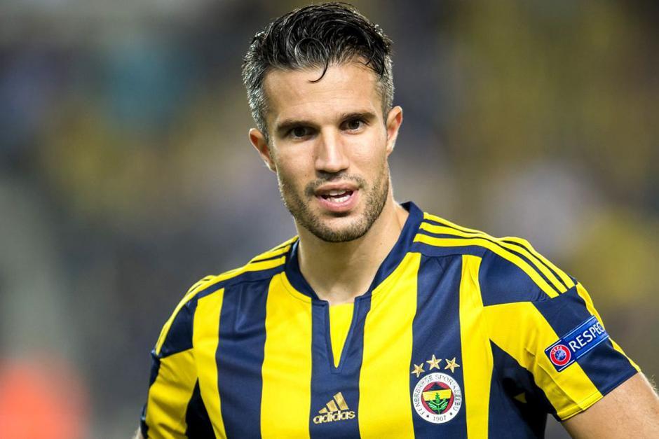 Robin Van Persie, es un jugador holandés que milita en el fútbol turco. (Foto: Archivo/Agencias)