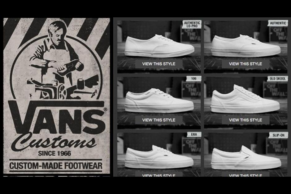 La historia de Vans inició en 1966. (Foto: Vans)